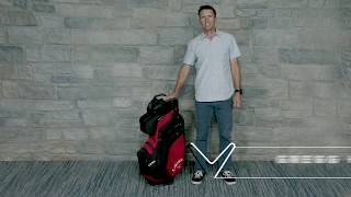 Org 14 Cart Bag-video