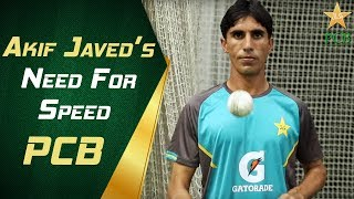 Akif Javed's Need For Speed | PCB