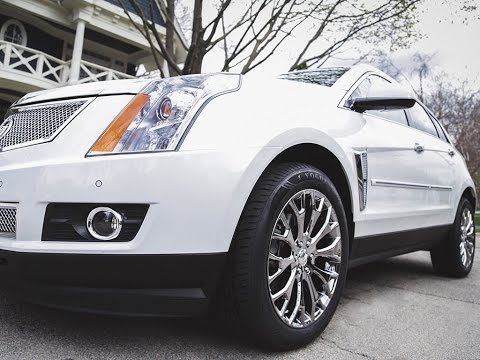Custom Cadillac SRX Signature Edition exclusively from Vogue Tyre