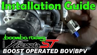 Ford 1 0 Ecoboost Forge Blowoff Valve - hmong video