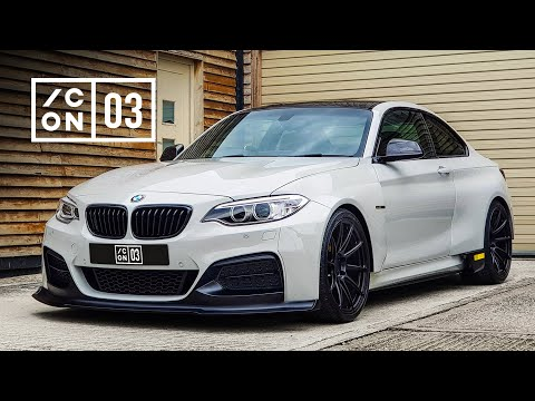 Is This The Ultimate Modified BMW M240i? Mulgari Icon 03 - Road Review | Carfection 4K