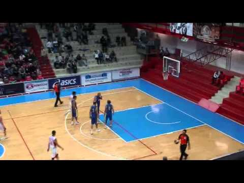 Preview video Piacenza Piombino 2° giornata DNB 2013/14