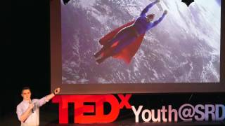 Why Do We Idolize Superheroes, and Should We? | Lawrence Raia | TEDxYouth@SRDS