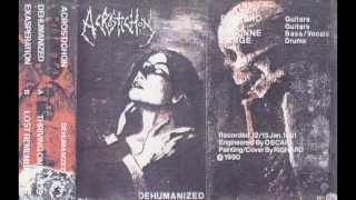Acrostichon - Dehumanized [1991][Full Demo][HQ]