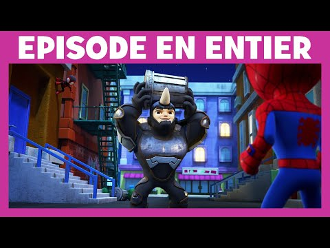 Spidey et ses amis extraordinaires - Episode : Au lit Rhino !