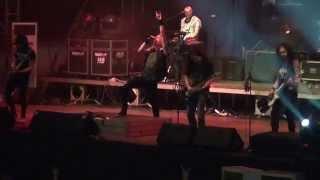 DragonForce - Defenders (Live in Surabaya) HD