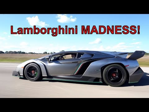 Forza 7 Drag Race Lamborghini Veneno Vs Sesto Elemento Ahmad