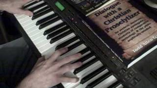 "Piano tutorial for Zolof the Rock & Roll Destroyer's ""Plays Pretty for Baby"""