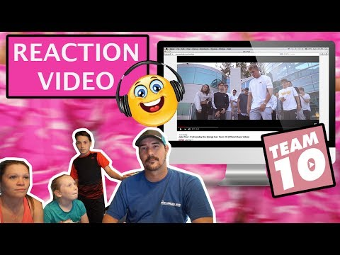 Jake Paul It's Everyday Bro feat. Team 10 (Official Video) *REACTION!*