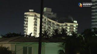 SUA: Imobilul parţial prăbuşit din Florida a fost demolat în totalitate