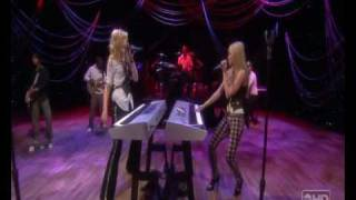 Aly & AJ  Potential Breakup Song Live (The View)