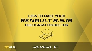 F1 - Get ready for the Renault R.S.18 reveal