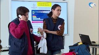Студенческий десант ГИБДД высадился школе №36