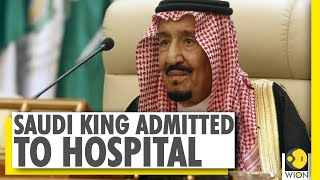 84-year-old Saudi King Salman bin Abdulaziz hospitalised | Saudi Arabia | World News