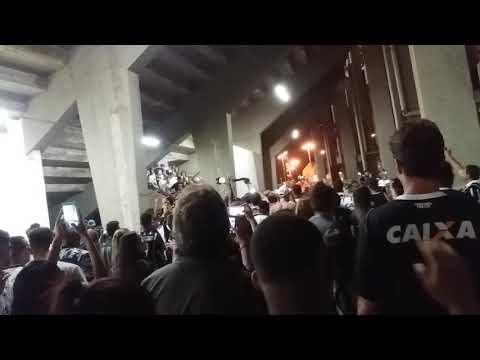 Corinthians em araraquara contra ferroviaria 1×1
