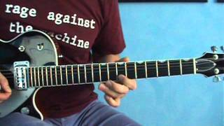 After Dark_Tito and Tarantula_From Dusk till Dawn Film Soundtrack_Guitar Lesson