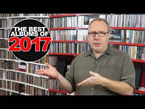 The Top Ten Best Albums of 2017