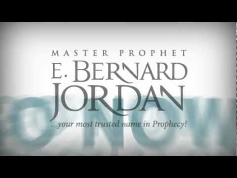 Personal Prophecy | Bishop E. Bernard Jordan