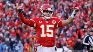Patrick Mahomes' Amazing Performance in AFC Championship | Baldy Breakdown
