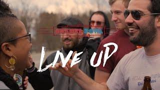 Shanti Powa - Live up (Tour Music Video) 2017