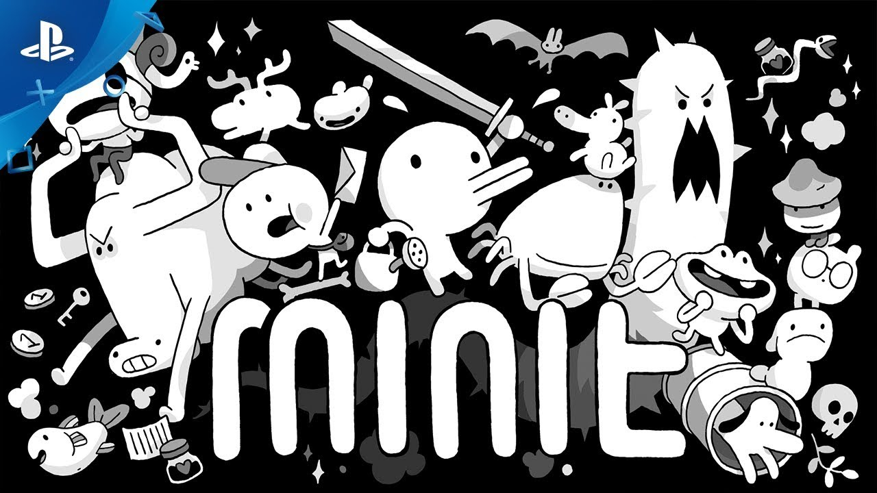 Minit is A Grand Adventure Played One Minute at a Time, Out April 3
