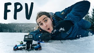 FPV in the Mountain ????