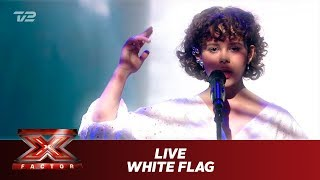 Live synger 'White Flag' - Dido (Live) | X Factor 2019 | TV 2