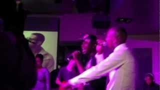 J-SoL ft Cashtastic ALIEN LIVE AT AURA MAYFAIR LAUNCH PARTY