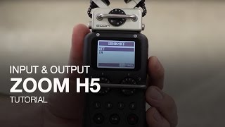 Zoom H5 Handheld recorder - Andertons Music Co