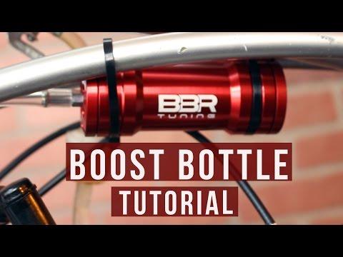 Boost Bottle Installation for Motorized Bikes Tutorial | 66cc 80cc 49cc 50cc 2-Stroke