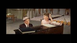 "Frank Sinatra and Debbie Reynolds - ""The Tender Trap"" (1955)"