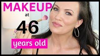 Makeup for MATURE SKIN - HOODED EYES, WRINKLES, DARK SPOTS, LARGE PORES