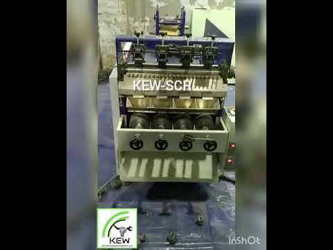 Automatic Scrubber Machine