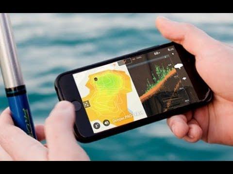 Darrell Olson Deeper Fishfinder Review Part 1