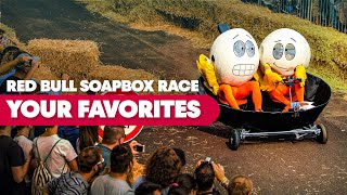 Your Favorite Soapbox Cars Of All Time | Red Bull Soapbox Race