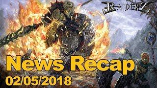 MMOs.com Weekly News Recap #133 February 5, 2018