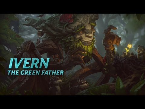 Ivern: Champion Spotlight | Gameplay - League of Legends