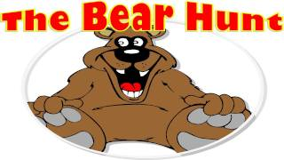 GOING ON A BEAR HUNT - Children's Song by The Learning Station