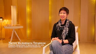 Architect'16 Design Competition - Interview with Judges (2) (Full)