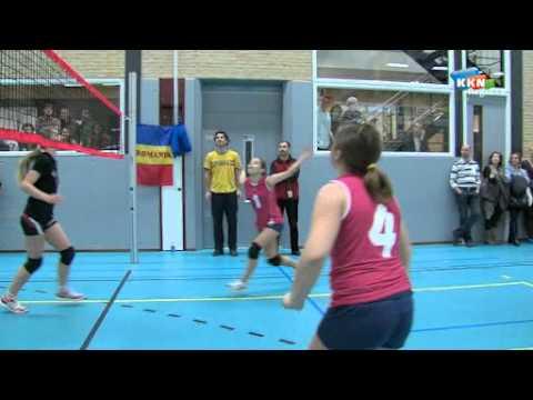 Internationaal Minivolleybal toernooi 2010 - Deel 1