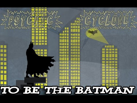 Psychic Cyclone - To Be The Batman (Parody of Behind Blue Eyes by The Who) (видео)