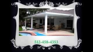 Covered Patios Austin TX | 512-458-4353