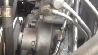 Снова проблема с двигателем Камаз.Трансформация тягача в самосвал.