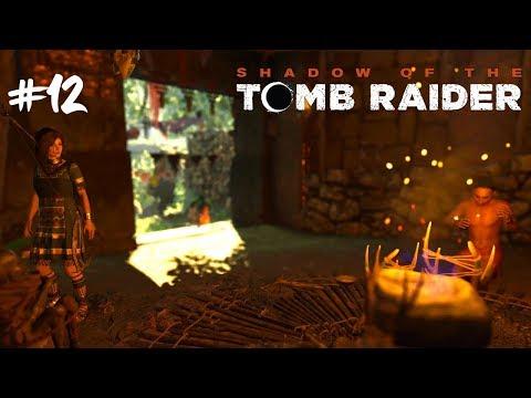 Nový obchod u babičky. #12 [Shadow of the Tomb Raider]
