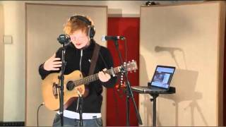 Ed Sheeran - Live Ustream You Need Me I Don't Need You (Evolution of) Part 2