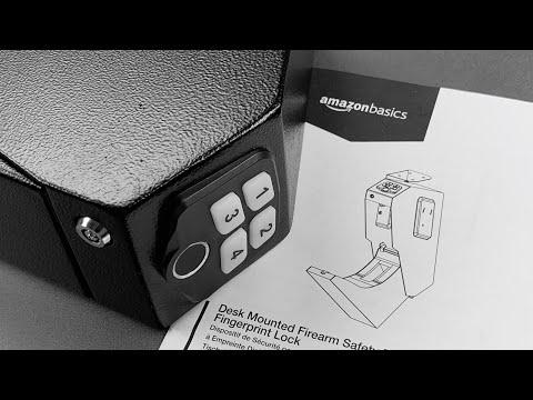 Amazon's $112 Fingerprint Gun Safe Opened FAST!