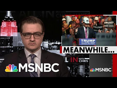 Trump Pursues Harmful Agenda Amid Global Pandemic | All In | MSNBC
