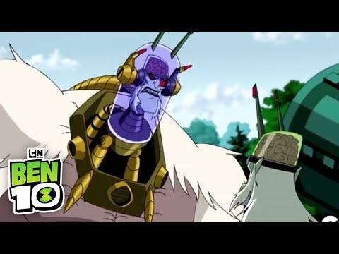 Omniverse: Future Dr. Animo | Ben 10 | Cartoon Network