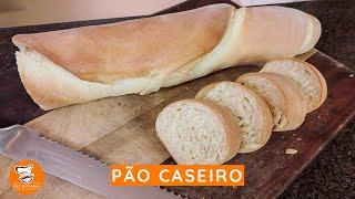 #46 - Como Fazer Pão Caseiro