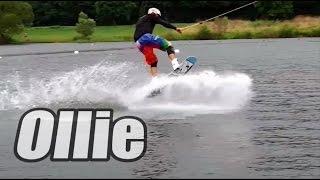 Ollie Wakeboard Tutorial [ENG]